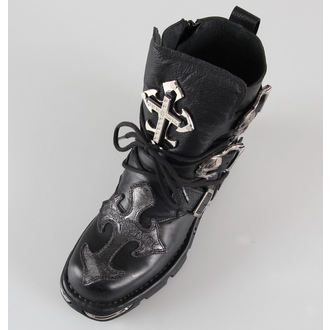 leather boots - NEW ROCK - M.1033-C1