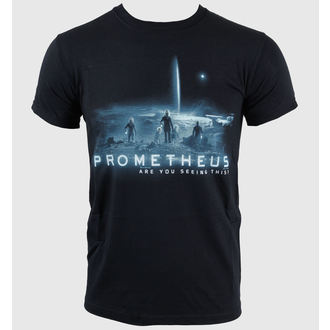film t-shirt men's Prometheus - Are You Seeing This - PLASTIC HEAD - PH7246