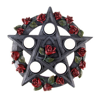 candlestick Pentagram Rose - NOW5185
