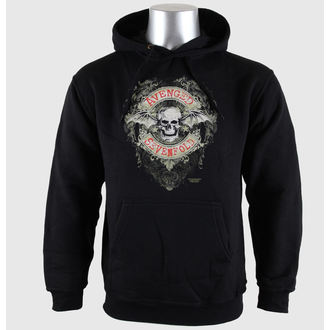 hoodie men Avenged Sevenfold - Currency