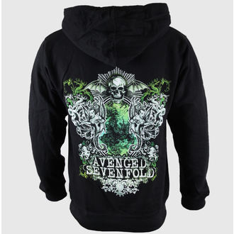 hoodie men Avenged Sevenfold - Vine Flourish - Bravado - AVN3008