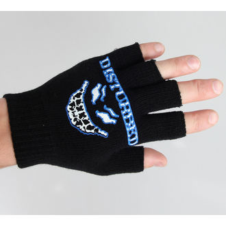 gloves fingerless Disturbed - Feel free to - Bravado USA, BRAVADO, Disturbed