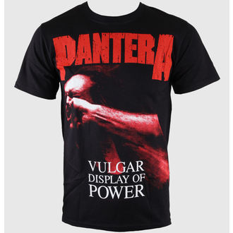 t-shirt metal men's Pantera - Red Vulgar - BRAVADO - PNA1213