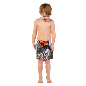 Children's swimsuits (shorts) PROTEST - Sneak TD - True Black, PROTEST