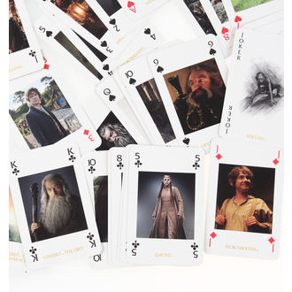 playing cards The Hobbit