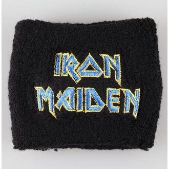 wristband Iron Maiden - Logo - Flight 666 - RAZAMATAZ - WB186