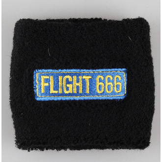 wristband IRON MAIDEN - Flight 666 - RAZAMATAZ, RAZAMATAZ, Iron Maiden
