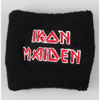 wristband IRON MAIDEN - Logo - The Final Frontier - RAZAMATAZ, RAZAMATAZ, Iron Maiden