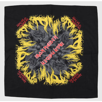 kerchief Iron Maiden - The Number Of The Beast - RAZAMATAZ - B026