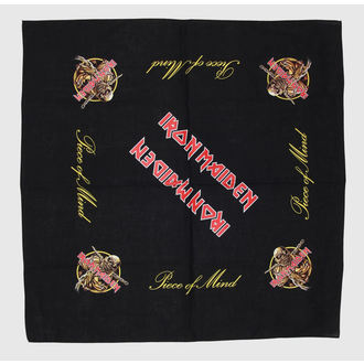 kerchief Iron Maiden - Piece Of Mind - RAZAMATAZ - B027