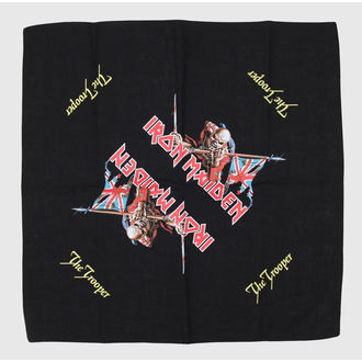 kerchief Iron Maiden - The Trooper - RAZAMATAZ, RAZAMATAZ, Iron Maiden