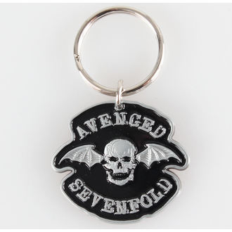 key ring (pendant) Avenged Sevenfold - Death Bat - RAZAMATAZ - KR094