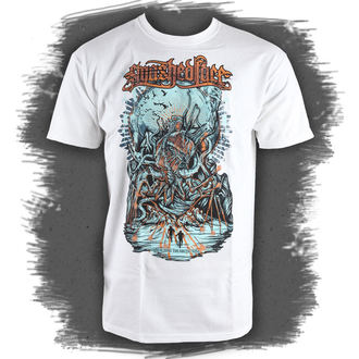 t-shirt metal men's Smashed Face - Breaching - - Breaching, Smashed Face