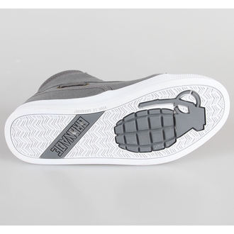 high sneakers men's - Standard Isshoe - GRENADE - Standard Isshoe