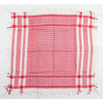 kerchief ARAFAT - palestine - white-red