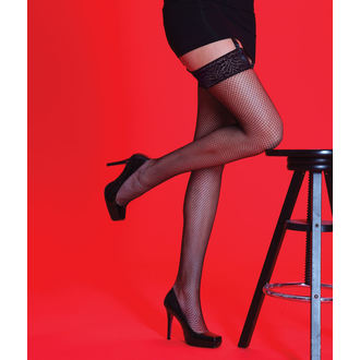 tights Legwear - Scarlet - Fishnet LT - SHSCFL0BL1