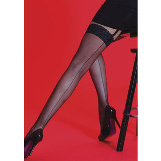 tights LEGWEAR - Scarlet - BKSEAM Fishnet - SHSCBS0BL1