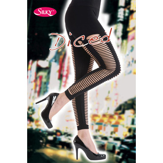 tights Legwear - Leggings - Diced - SHLEDI2BL1