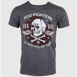 t-shirt metal men's Foo Fighters - Matter Of Time - LIVE NATION, LIVE NATION, Foo Fighters
