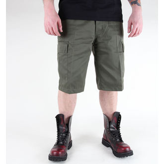 shorts men MIL-TEC - Bermuda - Olive - 11401001