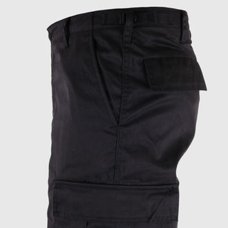 shorts men MIL-TEC - Bermuda - Black