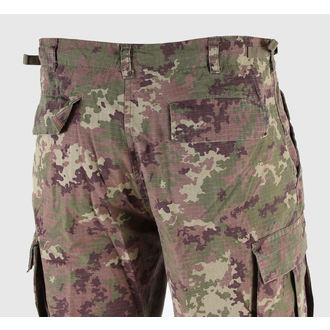 shorts men MIL-TEC - US Bermuda - Prewash Vegetato - 11402042