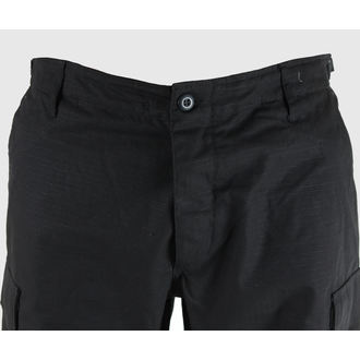 shorts men MIL-TEC - US Bermuda - Black - 11402502