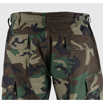 shorts men MIL-TEC - US Bermuda - Woodland - 11402520