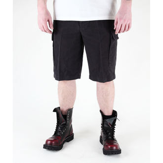 shorts men MIL-TEC - BW Bermuda - Prewash Black - 11405002