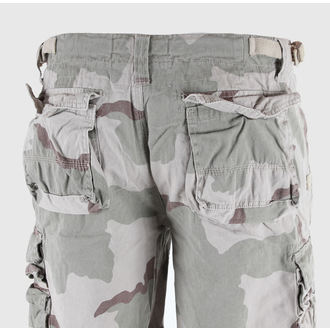 shorts 3/4 men MIL-TEC - Air Combat - Prewash Ten