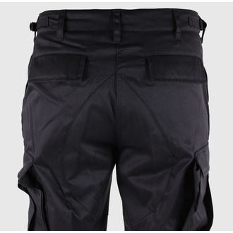 pants men MIL-TEC - US Feldhose - Black - 11805002