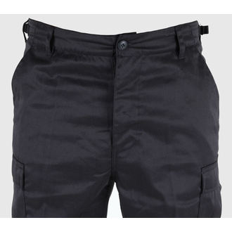 pants men MIL-TEC - US Feldhose - Black