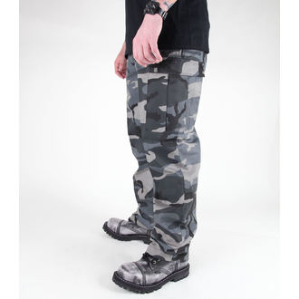 pants men MIL-TEC - US Rangr Hose - BDU Dark Camo - 11810080