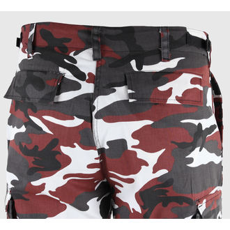 pants men MIL-TEC - US Ranger Hose - BDU Red Camo - 11810082