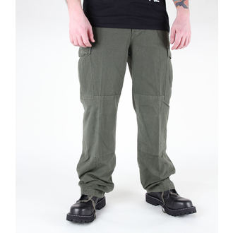pants men MIL-TEC - US Feldhose - CO Prewash Olive - 11821001