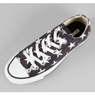 boots women Converse - Chuck Taylor All Star - CT OX Black / White