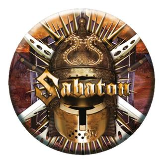 badge Sabaton - The Art Of War - NUCLEAR BLAST - 179213