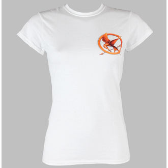 film t-shirt women's Hunger Games - Mocking Jay Pin - LIVE NATION