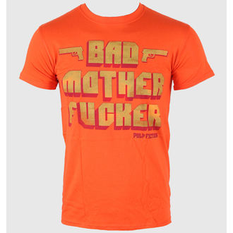 t-shirt men Pulp Fiction - Bad Mother - LIVE NATION - PE7448TSCP