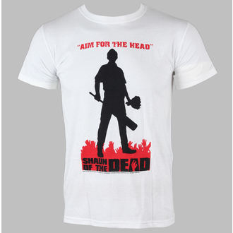 t-shirt metal men's Shaun Of The Dead - Silhouette - LIVE NATION - PE7959TSWP