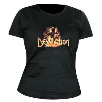 t-shirt metal women's Destruction - Hate Is My Fuel - NUCLEAR BLAST, NUCLEAR BLAST, Destruction