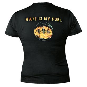 t-shirt metal women's Destruction - Hate Is My Fuel - NUCLEAR BLAST