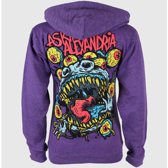 hoodie men's Asking Alexandria - Eyeballs - PLASTIC HEAD, PLASTIC HEAD, Asking Alexandria