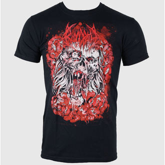 t-shirt metal men's Bloodbath - Wretched Human Mirror - PLASTIC HEAD