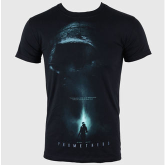 t-shirt men Prometheus - Poster - PLASTIC HEAD - PH7244