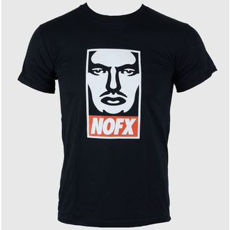t-shirt metal men's NOFX - Obey - PLASTIC HEAD - PH7199