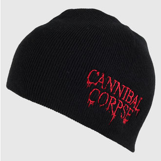 beanie Cannibal Corpse - Logo - PLASTIC HEAD, PLASTIC HEAD, Cannibal Corpse