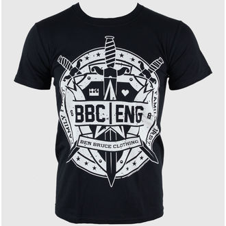 t-shirt metal men's Asking Alexandria - Ben Bruce - PLASTIC HEAD - PH7259