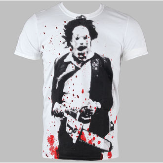 t-shirt men Horror - The Texax Chainsaw Massacre - Leatherface - PLASTIC HEAD - PH7231