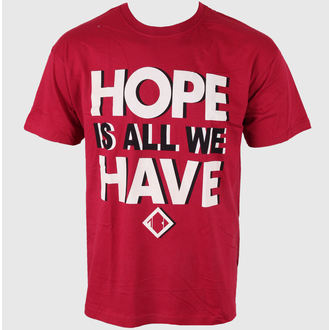 t-shirt metal men's Blackout - Hope Is All We Have - PLASTIC HEAD - PH5933